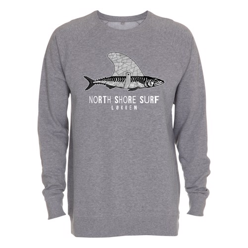 North Shore Surf Logo Sweat
