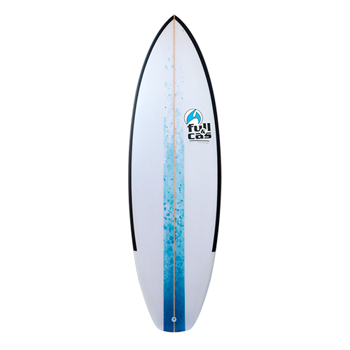 FullCas Trailer Trash 6'0 - Epoxy