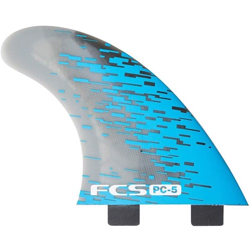 FCS PC-2 Medium Smoke Tri Fins
