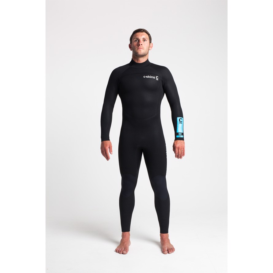 C-Skins Mens Surf School 5\'4\'3 mm. Steamer
