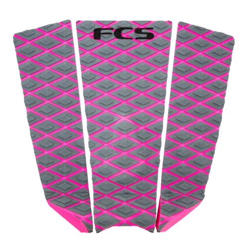 FCS Tailpad Sally Fitzgibbons Grey/Bright Pink