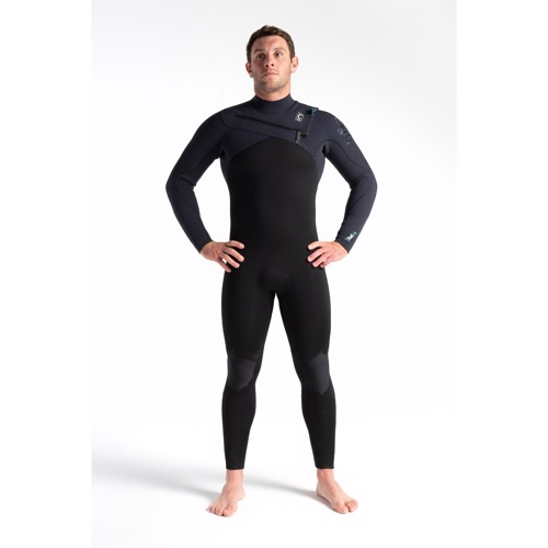 C-Skins Rewired 5'4mm Mens Chest Zip