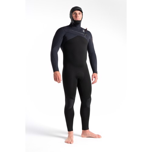 C-Skins Rewired 6'5'4 mm Mens Chest Zip