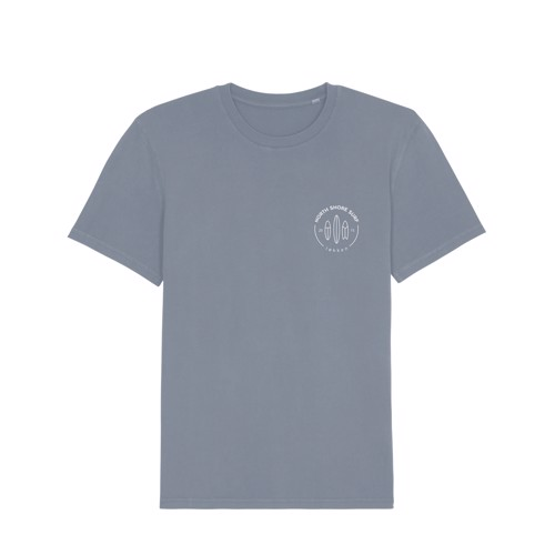 North Shore Surf Surfboard Logo T-Shirt
