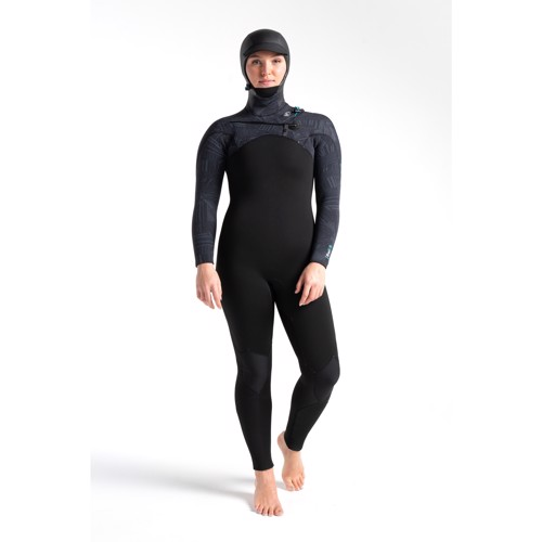 C-Skins Rewired 6'5'4mm Womens Chest Zip