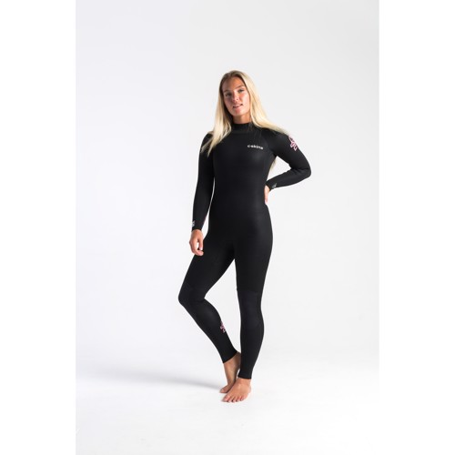 C-Skins Surflite 3'2mm Womens Back Zip